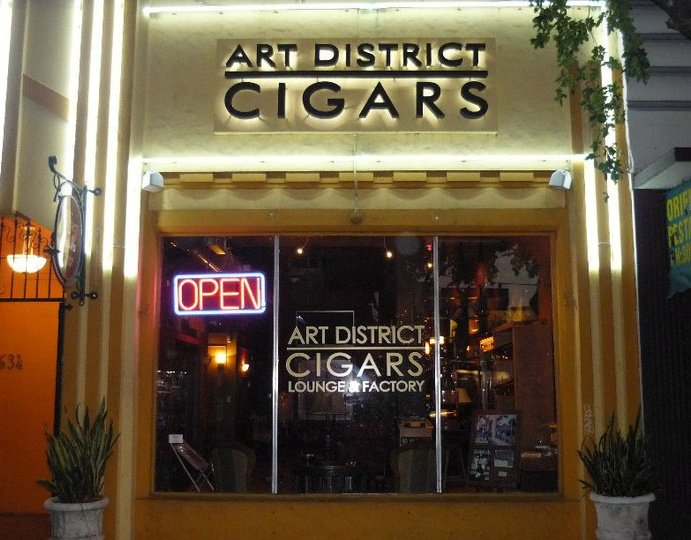 Art District Cigars, 1638 s.w. 8th street, Miami, Florida, 33135, USA